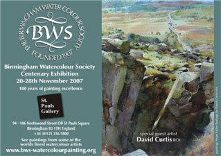 Birmingham Watercolor Society Centenary Exhibition